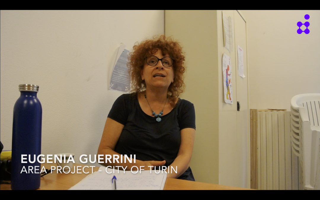 DECIDO met the City of Turin AREA project